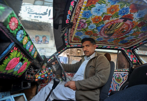 Pakistani Taxi Drivers Have Mad Google Skills, All The Good Drugs thumbnail