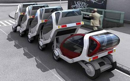 MIT tackles urban gridlock with foldable car idea thumbnail