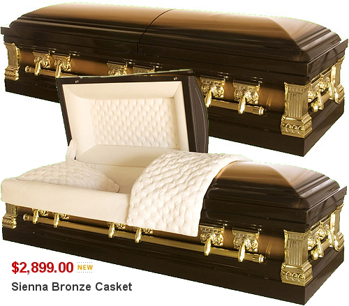 Wal-Mart offers cut-price coffins (no returns allowed)