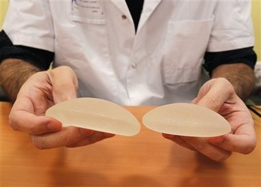 France advises women with possibly defective breast implants thumbnail