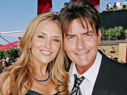 Charlie Sheen arrested for alleged attack on wife‏ thumbnail