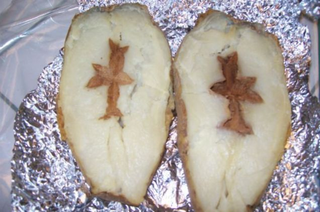 Cross potatoes for sale on eBay thumbnail
