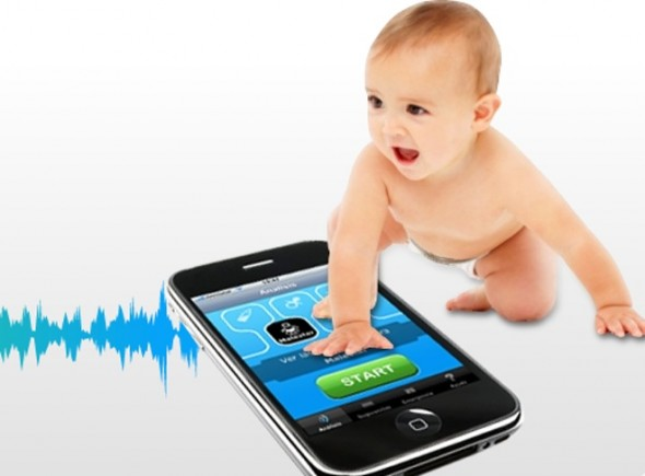 New iPhone app helps identify why a baby is crying within ten seconds thumbnail