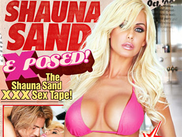 Shauna Sand Tries to Block Release of Sex Tape thumbnail